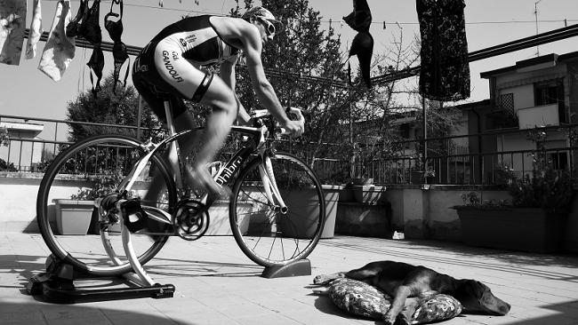 Atleta da terrazza